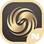 N Theme - Gold Icon Pack Icon