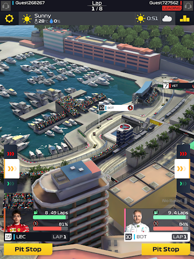 F1 Manager apkpoly screenshots 9