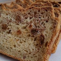 mmmm cinnamon-raisin bread!