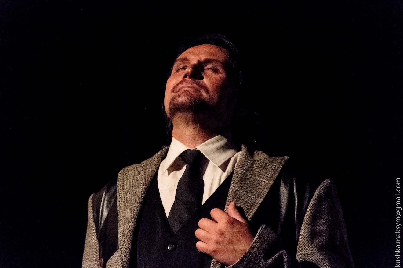 Один із кращих: у п'ятницю в театрі відбудеться бенефіс Григорія Сиротюка
