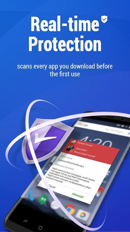 Antivirus Free - Virus Cleaner screenshots