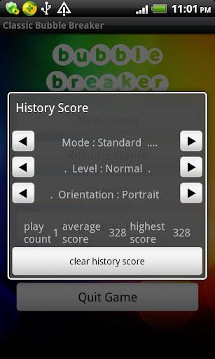 Classic Bubble Breaker(free) android2mod screenshots 6