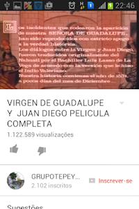 Nossa Senhora de Guadalupe screenshot 6