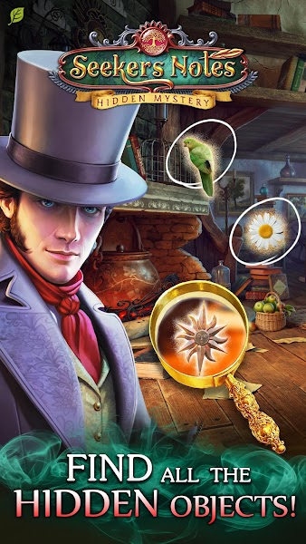 Seekers Notes v1.14.1 (Mod Money)