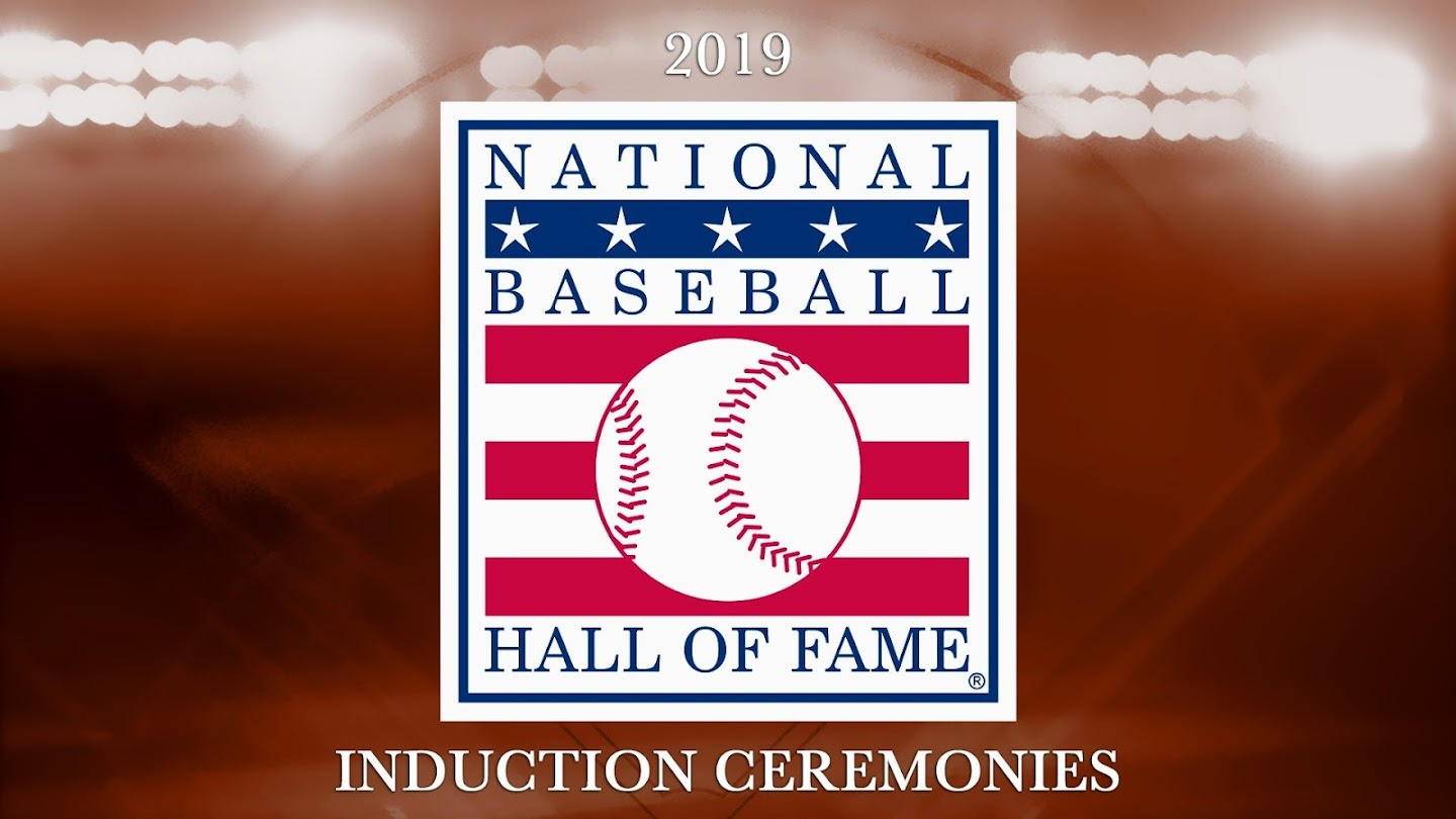 Watch 2019 National Baseball Hall of Fame Induction Ceremonies live
