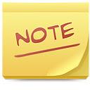 Mini Sticky Notes Icon
