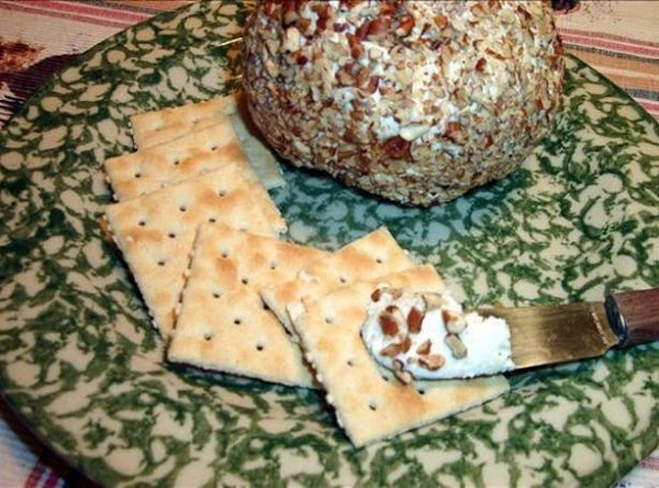 Chicken Cheese Ball Recipe