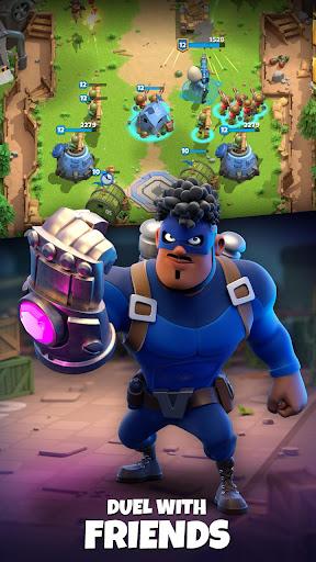 War Alliance: Heroes screenshot 1