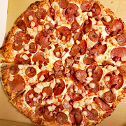 Large Meat Lovers Pizza