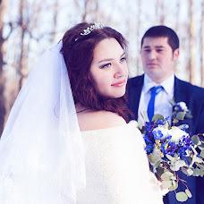 Wedding photographer Antonina Sazonova (rhskjdf). Photo of 14.03.2016