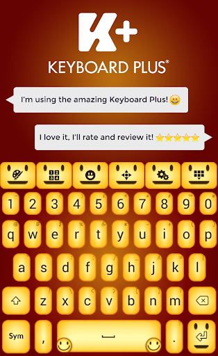 Smiley Faces Keyboard
