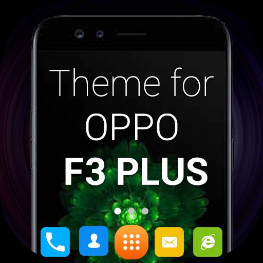 Theme for Oppo F3 Plus