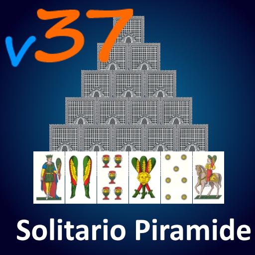 Solitario Piramide