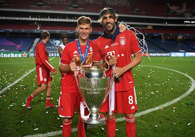 Un joueur du Bayern Munich en route vers la Liga