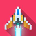 Sky Wings: Pixel Fighter 3D icon