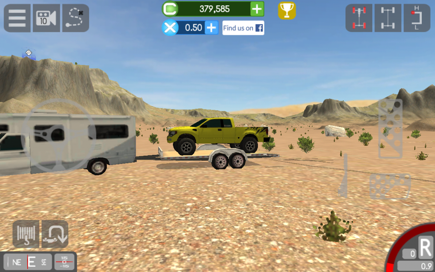 Gigabit Off-Road- screenshot