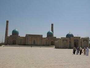 Photo: Tashkent, mosque