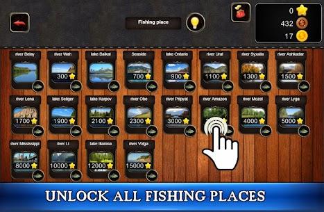 Fish Rain: Sport Fishing Games Mod Apk (Unlimited Money) 7