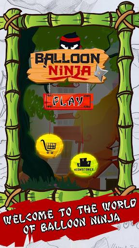 Balloon Ninja - Crossy Dragon