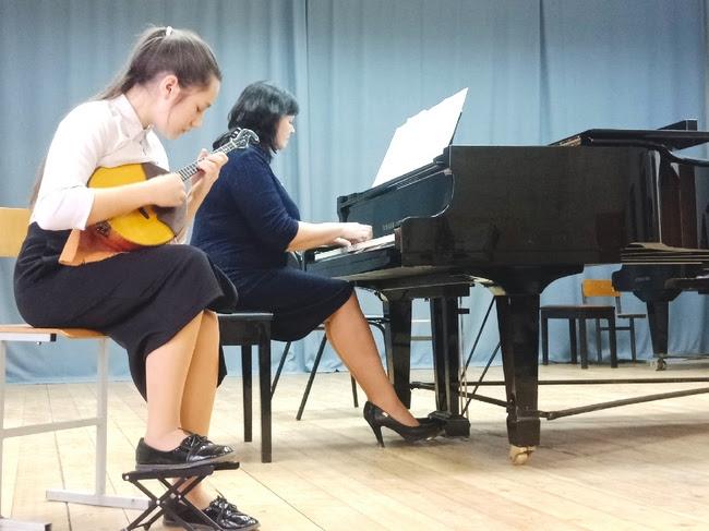 Во ВГИИКе прошел концерт для школьников