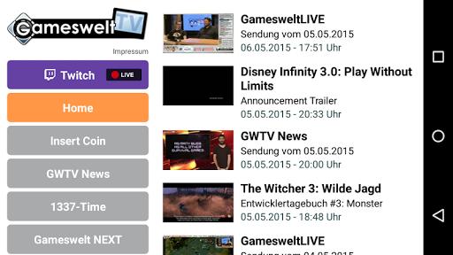 Gameswelt TV