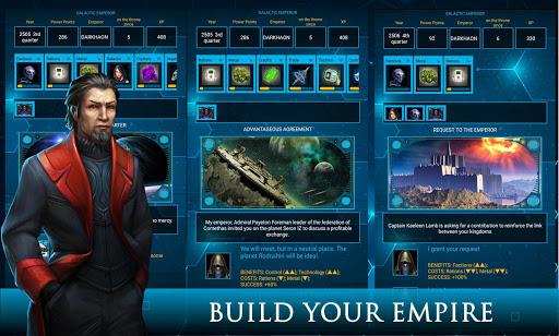 Dictator Games: Galactic Emperor (Space RPG)  screenshots 8