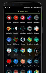 Hexagon Crysis Icon Pack 1 5 Seedroid