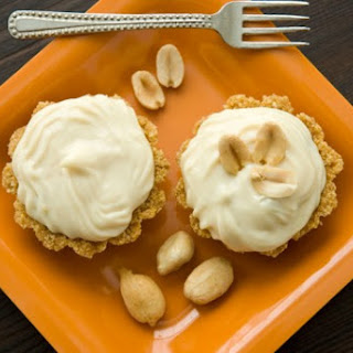 Mini No-Bake Honey Nut Cheesecakes