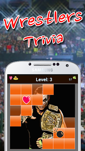Guess the Wrestlers Quiz