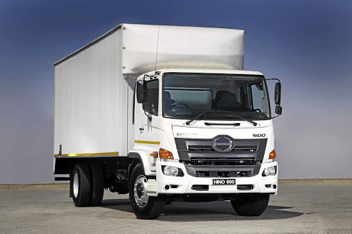 The Hino 500 series is available in both manual and automatic guises. Below: Less down-time from clutch-related niggles also drives the shift towards automatics.