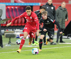 Le Bayern de Munich blinde sa pépite