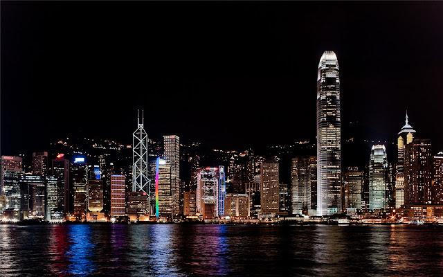 Victoria, Hong Kong    Themes & New Tab