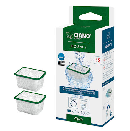 Bio-Bact filterpatron S 2-pack