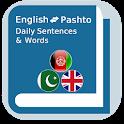 English Pashto daily usage Sentences and Words icon