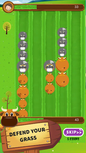 Code Triche Bull vs Bull - Bull Sheep Fight APK MOD screenshots 3
