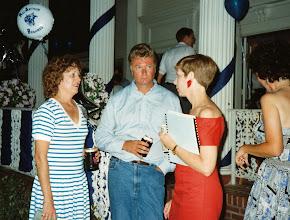 Photo: Carol (Craven) Barnes, Dickie Kendrick, Carolyn (McGill) Hoelscher