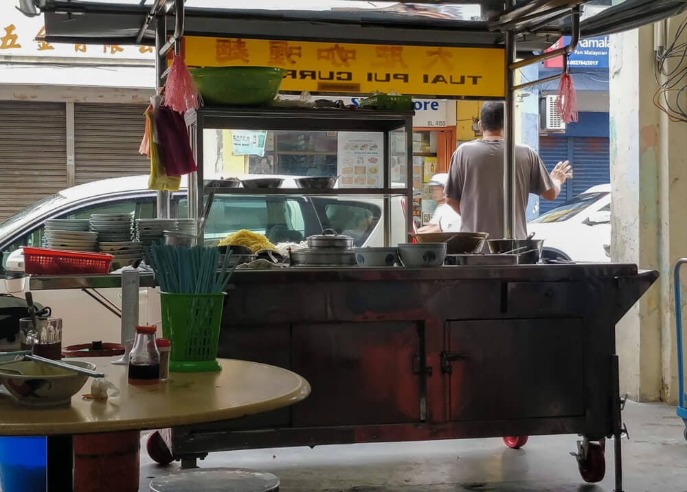 curry+mee+stall+street+food+georgetown+penang+malaysia