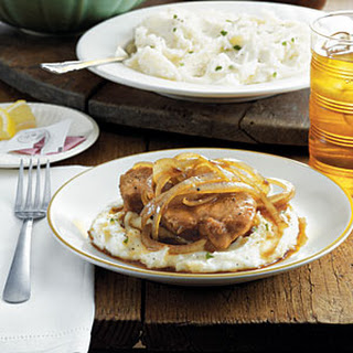Country Smothered Pork Chops from The Dinner Bell.