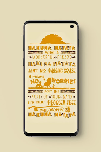Download Hakuna Matata Wallpapers Hd Free For Android Download Hakuna Matata Wallpapers Hd Apk Latest Version Apktume Com