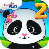 Panda Second Grade Games