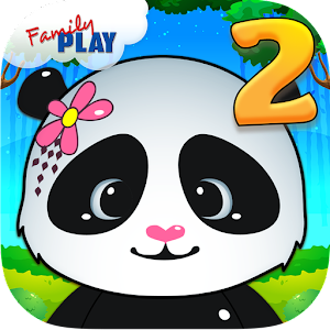 Panda Second Grade Games for PC and MAC