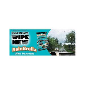 Solutie antiploaie Rainbrella pentru parbriz, oglinzi, geamuri