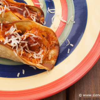 Sunday Slow Cooker: Tomato Chipotle Chicken Tacos