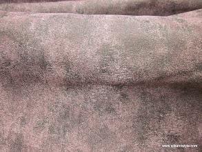 Photo: Hamilton 06 - Design Hana - Color Chestnut   Contents:  84% Silk + 16% Cotton