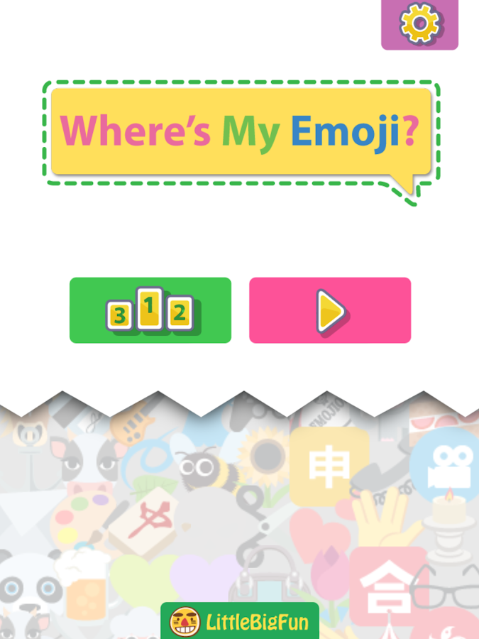 Where's My Emoji? 2- screenshot