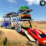 OffRoad USA Truck Car Transport Simulator Icon