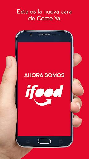 iFood - Comida a Domicilio Come Ya 5.0.4 screenshots 1