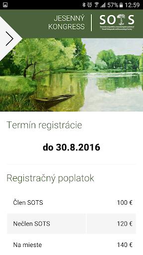 玩免費遊戲APP|下載Jesenný Kongres SOTS app不用錢|硬是要APP