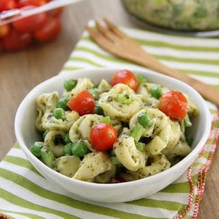 Pesto Tortellini Salad