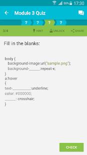 Learn CSS - náhled